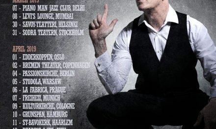 Devin Townsend Announces April 2019 'An Evening With' Solo Acoustic UK Tour