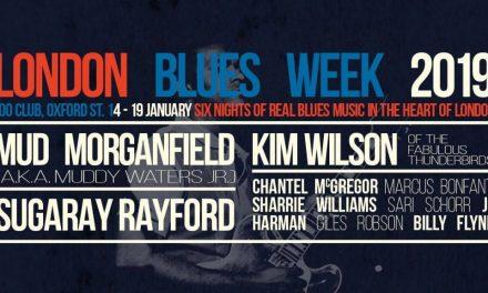 London Blues Week 2019 Announced