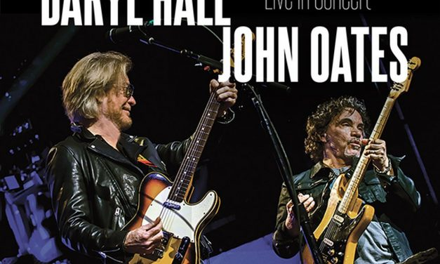 Hall & Oates Announce April/May 2019 UK Arena Tour