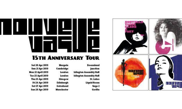 Nouvelle Vague Announce April 2019 UK Tour
